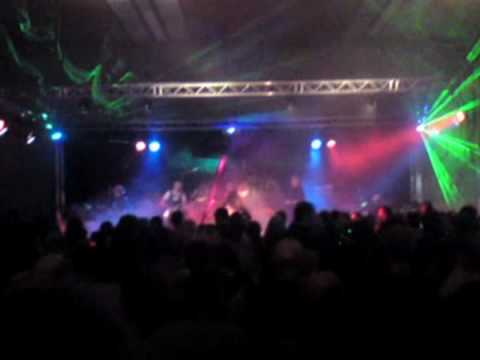 Koninginnerock 2010 in Haps met Black Mail