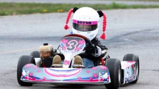 Vetter Racing 2013 Kid Karts at GVKC