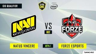 Natus Vincere vs forZe Esports (игра 1) BO2 | ESL One Los Angeles | CIS Qualifier