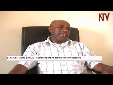 Kabamba military drills endanger locals' lives