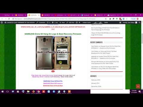 samsung s9 firmware ( clone ) fixandroid - смотреть онлайн на Hah Life