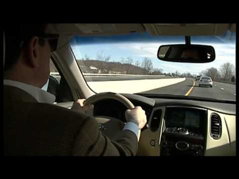Real World Test Drive Infiniti EX 35 AWD 2010