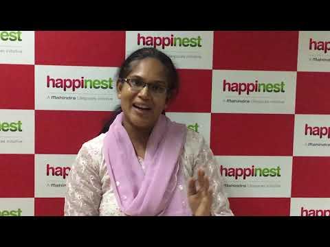Mahindra Happinest Avadi - Happy Customer Ms Sharifa Testimony