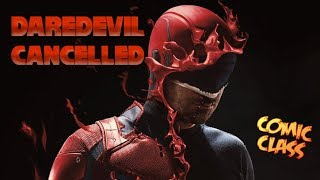 Daredevil Cancelled: The Who's What's and Whys - Comic Class