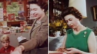 video: Royal documentary banned by the Queen is leaked 50 years later - and viewed by thousands online