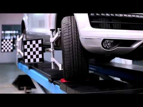 FAS Manatec Autoboom Wheel Aligner
