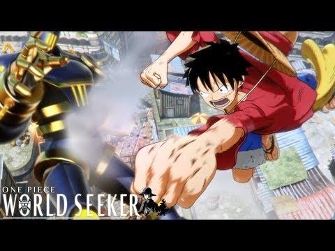One Piece: World Seeker - Japanese TV Spot Trailer #2