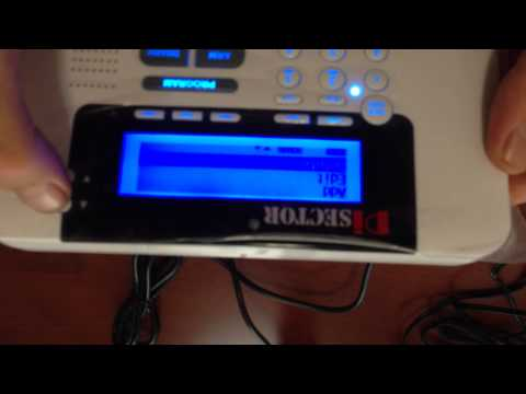 How to setup Outdoor Wireless Siren for PiSector System Model PS03 and GS08