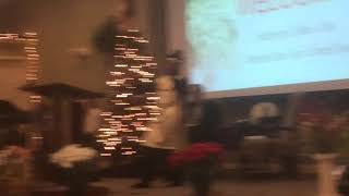 Joy to the World- Whitney Houston performed by Anointed Dance Ministry