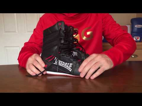 LONSDALE BOXING BOOTS REVIEW