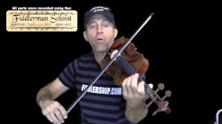 Section 15 - Fiddlerman Pachelbel Canon Project