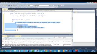 yazılım mühendisliği dersiöğrenci işleri programıveri tabanıpart 2.flv