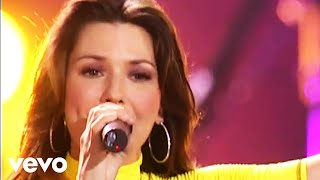 Shania Twain – She's Not Just A Pretty Face (Live)