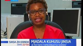 Cancel  Save changes Siasa za Kanda: Tatizo la mimba za mapema katika kaunti ya Kilifi