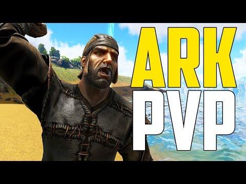 ARK Survival Evolved Walkthrough - FIRST BASE DEFENSE