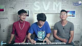 Ngày xưa em đến cover by Thanh Tùng, Phạm Minh Thành ft Sơn Tùng -  SVMusic 5