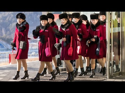 Download North Korea's 'Army of Beauties' | NYT HD Mp4 3GP Video and MP3