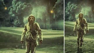 איך ליצור זירת אפוקליפסה - How to Create an Apocalypse Scene