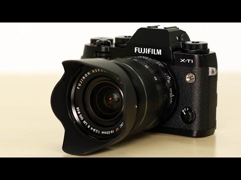 Fujifilm X-T1 - Praxis Test deutsch | CHIP