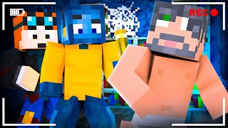 HUNTING GHOSTS In MINECRAFT W/DanTDM, ThinkNoodles & ThnxCya!! by iBallisticSquid