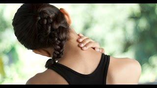 Смотреть онлайн Гимнастика для шеи и позвоночника, упражнения
