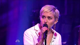 Miley Cyrus   50 Ways To Leave Your Lover (SNL)