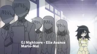 GJ Nightcore   Elle Avance