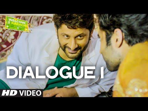 Tune Delivery karna Kis Se Seekha? | Dialogue 1 | Welcome 2 Karachi
