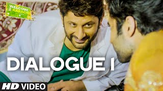 Tune Delivery karna Kis Se Seekha? - Dialogue 1 - Welcome 2 Karachi