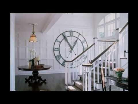 Дизайнерские настенные часы - Design wall clock.