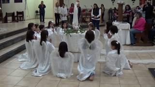 Coroação da Imagem de Nossa Senhora - Solenidade de Pentecostes (19.05.2018)