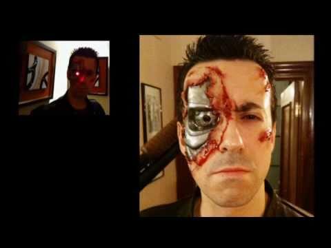 Terminator Costume (1984 Version) - Makeup & FX -