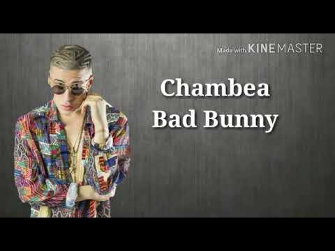 Chambea (BadBunny)