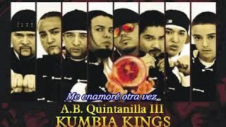 Me enamoré otra vez-Kumbia Kings