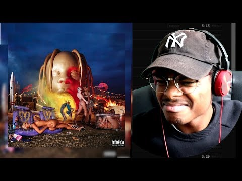 HOLY FEATURES! | Travis Scott – ASTROWORLD (Full Album Review) | Reaction