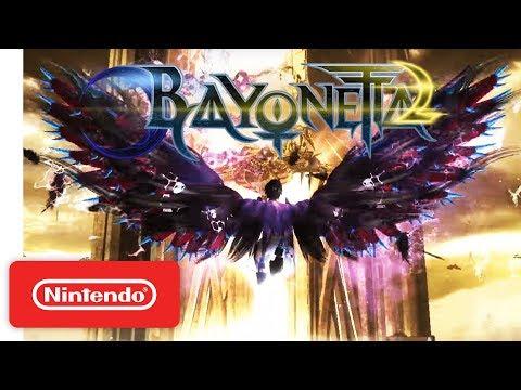 Un très court trailer pour la version Switch de Bayonetta 2