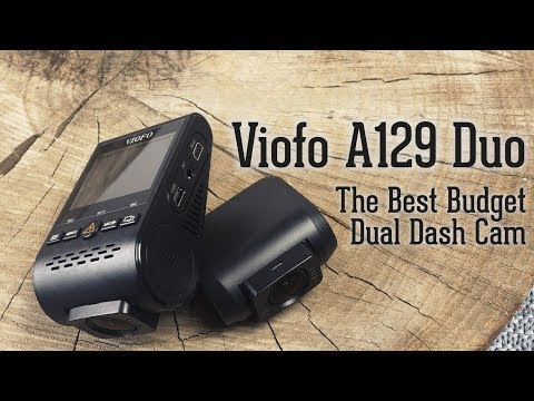 Viofo A129 Duo Review - Still the Best Budget Front-Back Dash Cam in 2020