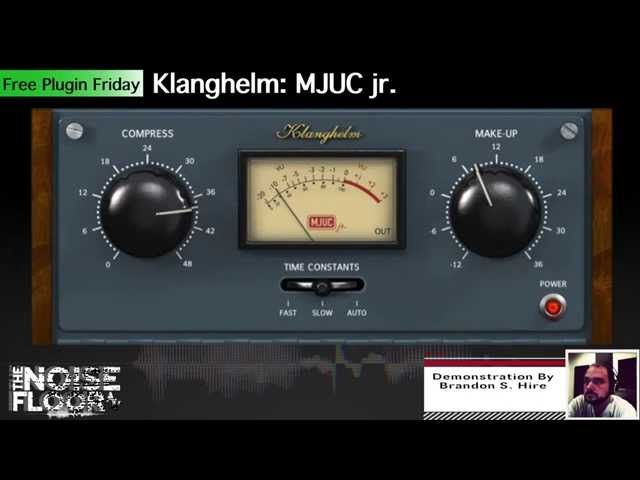 FREE PLUGIN FRIDAY! Klanghelm: MJUC Jr!