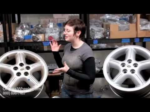 LR2 Rims & LR2 Wheels - Video of Land Rover Factory, Original, OEM, stock new & used rim Co.