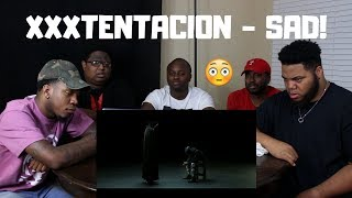 Xxxtentacion Sad Reaction