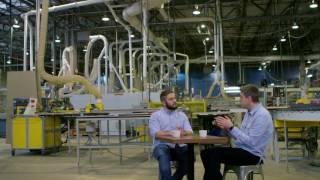 Prenez un café avec Simon Gagnon, directeur de l'usine de Teknion - Manufacturiers Innovants
