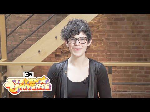 Steven Universe | Rebecca Sugar performs