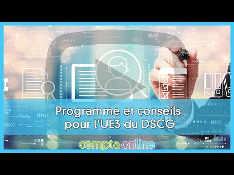 Le programme de DSCG UE3