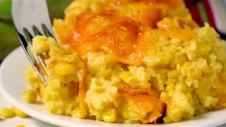 baked creamed corn casserole with jiffy mix