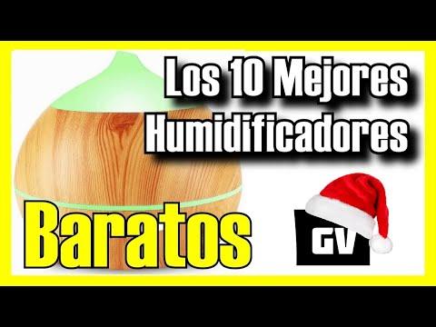 💧💨 Los 10 MEJORES Humidificadores BARATOS Amazon [2021] ✅[Calidad/Precio] Ultrasónicos / Para bebés