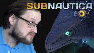 РАЗ НА РАЗ С АКУЛОЙ ► Subnautica #42