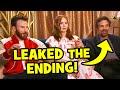 How Mark Ruffalo SPOILED The End of Avengers Endgame