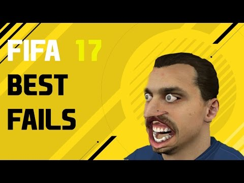 BEST FAILS IN FIFA 17 !