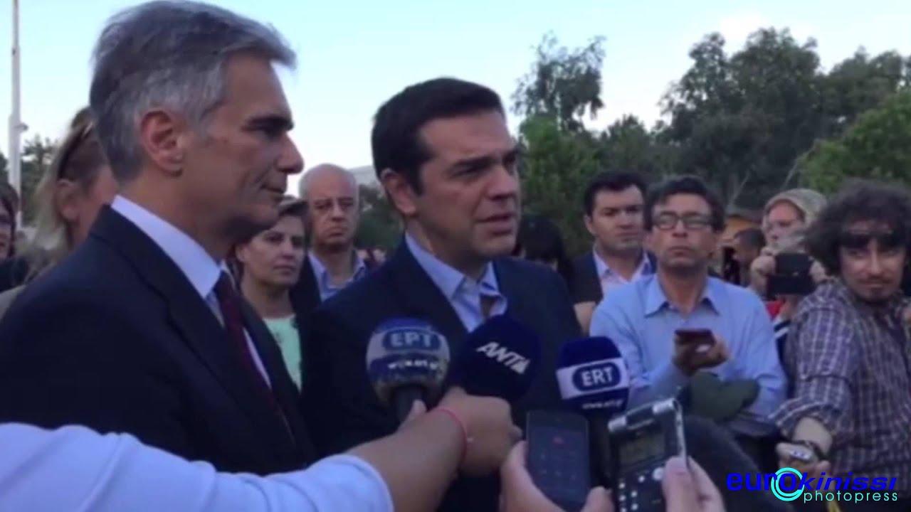 Αλ. Τσίπρας: Χωρίς αλληλεγγύη, δεν έχει νόημα ύπαρξης η Ε.Ε.