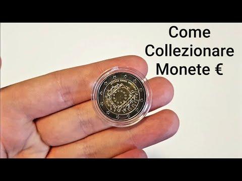 Conservazione e Collezione Monete Euro - Euro Coin Collection